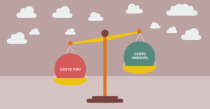 Custo fixo e variável, controle financeiro, finanças, investimentos, software de gestão, linko comercial