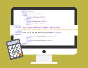 url consulta publica no cupom fiscal eletronico chave de acesso software gestao linko comercial