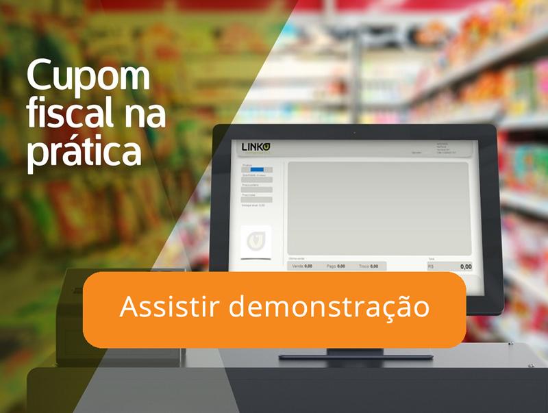 cupom fiscal eletronico linko comercial software de gestao nfc-e emitir cupom