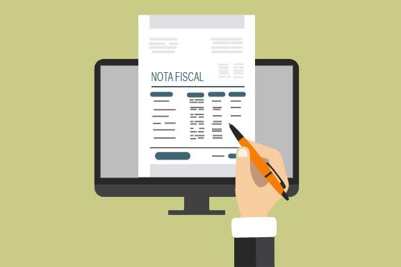 nota fiscal de ajuste sistema gestao linko comercial