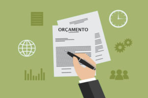 orçamento estrategia gestao linko comercial cr sistemas e web