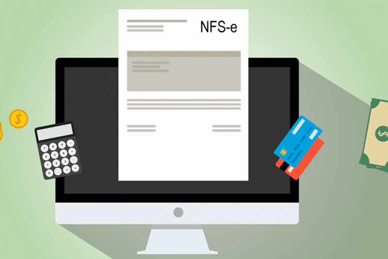 nota fiscal de servico eletronica linko comercial cr sistemas e web