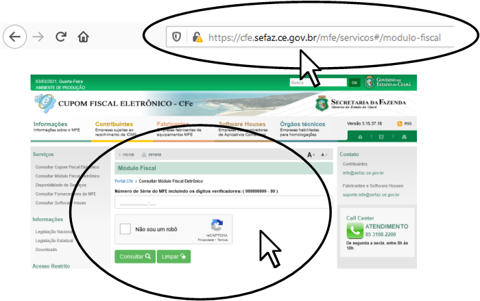 mfe consulta gestao cr sistemas e web linko comercial